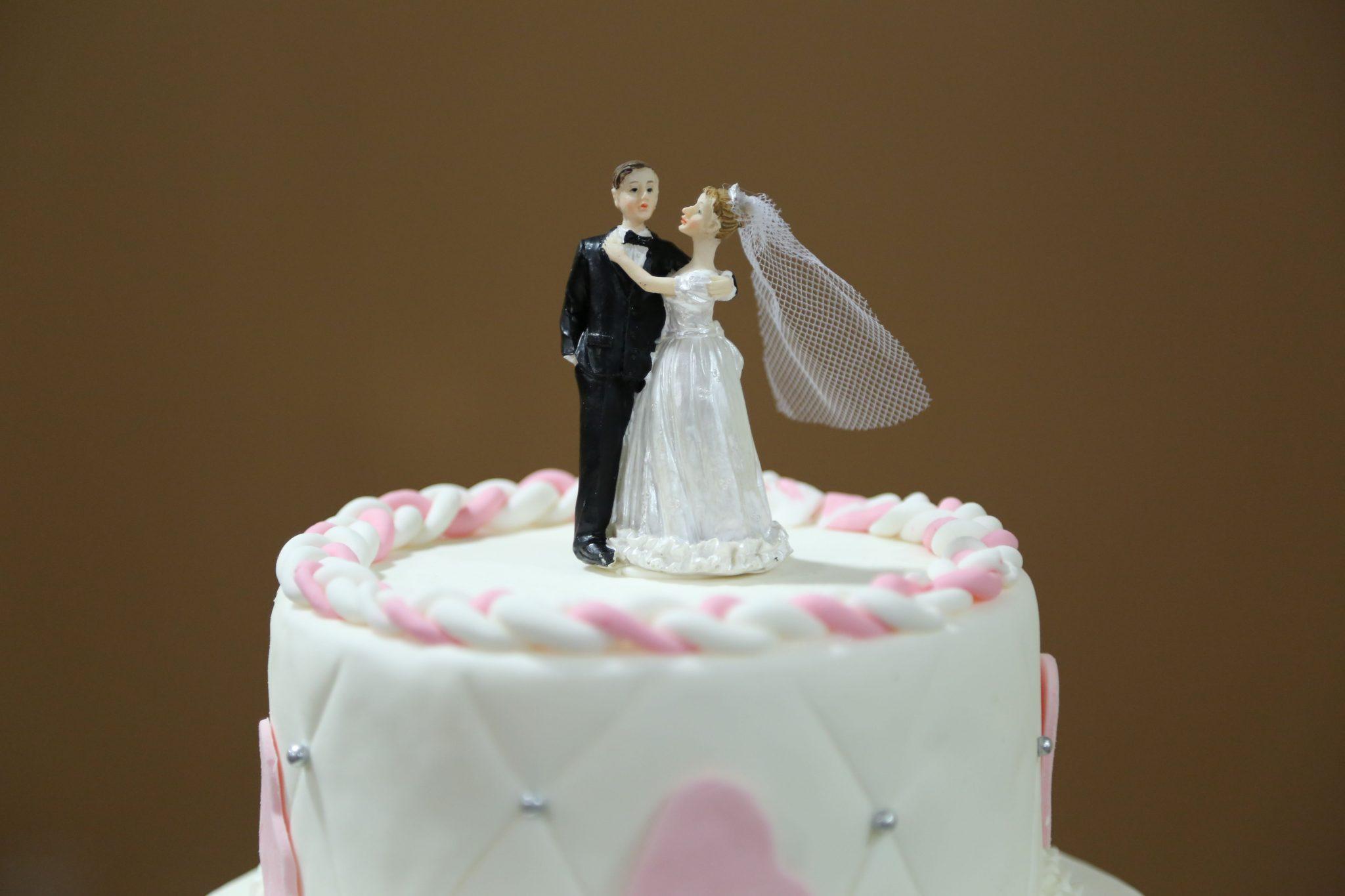 Pièce montée gâteau wedding cake