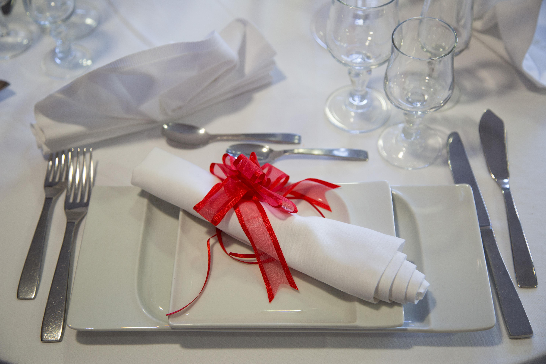Traiteur mariage : art de la table